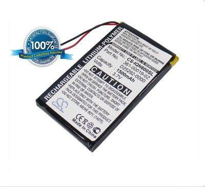 M&L Mobiles® | Batteria per Garmin Nuvi 600 | Nuvi 610 | Nuvi 610T | Nuvi 650 | Nuvi 660 | Nuvi 660 FM | Nuvi 670 | Nuvi 680