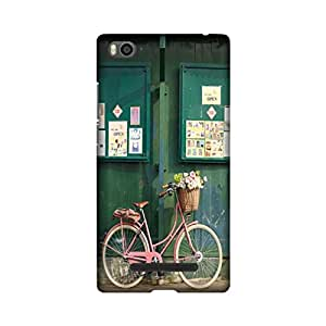 StyleO Designer & Printed Back Cover for Xiaomi Mi 4i
