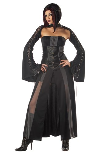 [Baroness Von Bloodshed Costume - Medium - Dress Size 8-10] (Baroness Von Bloodshed Costumes)