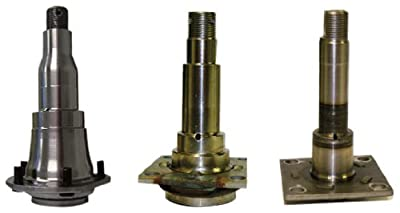"AP Products 014-123384 2.38"" Drop Flange Spindle Sprung Axle"