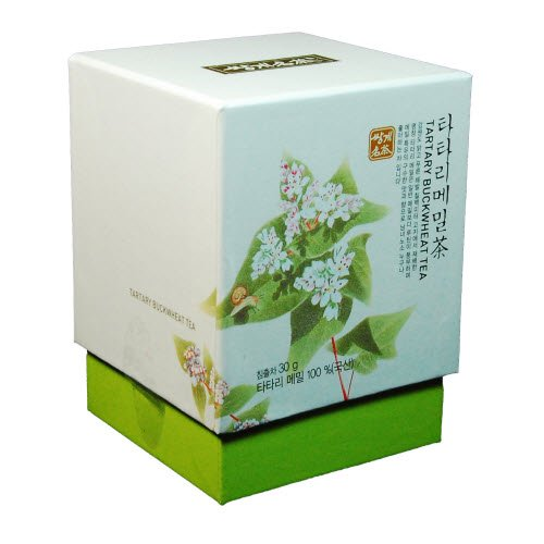 Korean Ssangkye Tartary Buckwheat Tea - 12 Teabags