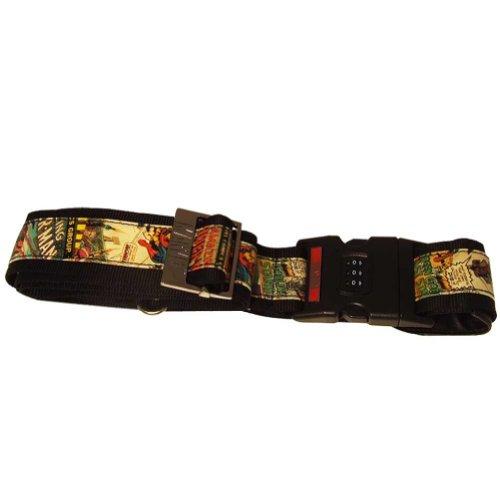 Marvel Retro Luggage Strap - 1