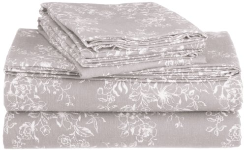 Gray Bedding Sets 3455 front