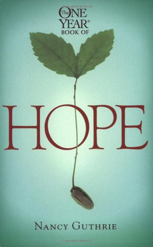 The One Year Book of Hope (One Year Books)
