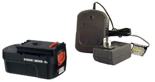 Black & Decker FSB18 Battery and FS18C Charger Combo # FSB18-CUP at Sears.com