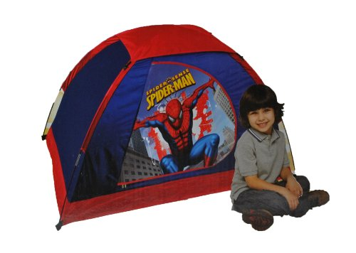 Marvel Spider Sense Spider-man Dome Tent Review  sc 1 st  bed tent The cheap quality. best to you & Marvel Spider Sense Spider-man Dome Tent | bed tent The cheap ...