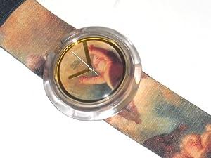 Swatch Putti Plastic Swiss Non Working POP Dummy Watch
