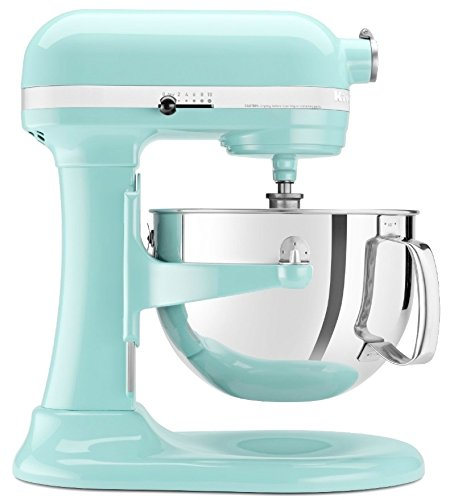 Fantastic Deal! KitchenAid Professional 5 Plus Series Light blue Ice