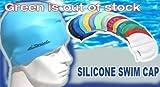 Sprint Aquatics Silicone Swim Cap - Purple