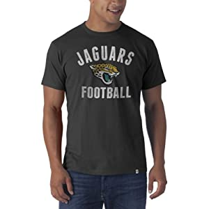NFL Jacksonville Jaguars Mens Flanker T-Shirt, Small by