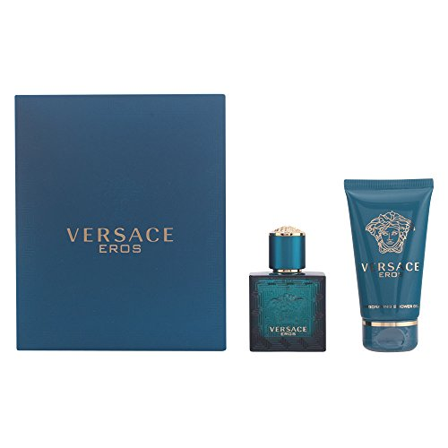 Versace Eros Eau De Toilette Spray 30ml Set 2 Parti