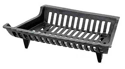 Read About Pleasant Hearth Cast Iron Grate, 18-Inch