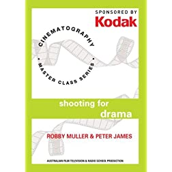 Kodak Cinematography: Shooting For Drama With Robby Muller & Peter James