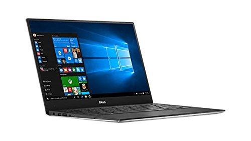 2016 Newest Dell XPS 13 High Performance Laptop with 13.3″ FHD IPS Infinity Borderless Display, Intel Core i5-6200U Processor, 8GB RAM, 128GB SSD, 11 hours battery life, Backlit Keyboard, Windows 10