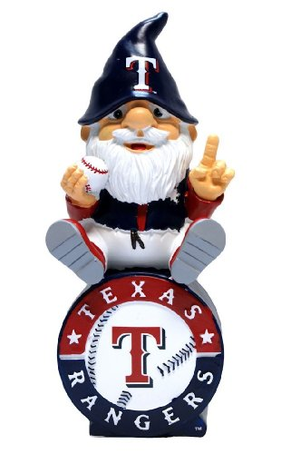 Texas Rangers Gnome On Team Logo (Please see item detail in description) at Amazon.com
