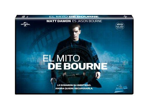 El Mito De Bourne - Edición Horizontal [DVD]