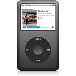 Apple iPod classic 160GB ブラック MC297J/A 最新モデル