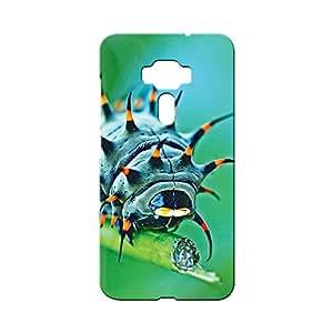 BLUEDIO Designer Printed Back case cover for Asus Zenfone 3 - G1950