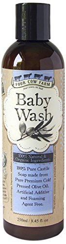 Four Cow Farm Baby Wash, 250 ml - 1