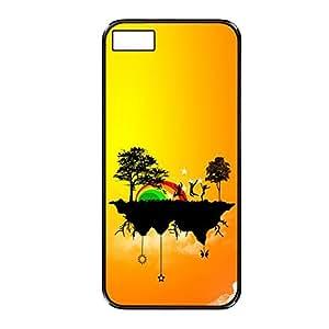 Vibhar printed case back cover for BlackBerry Z10 FlyHouse