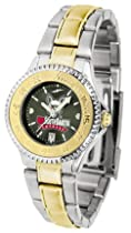 South Dakota Coyotes Competitor AnoChrome Ladies Watch with Two-Tone Band