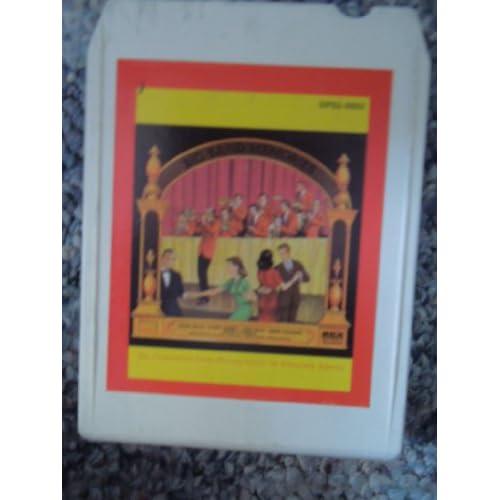 Big Band Memories Volume ONE 8 Track Cartridge