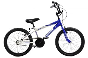 Bikes For Boys Age 7 BIKE BLUE AND WHITE AGE