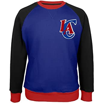 Los Angeles Clippers - Creewz Crew Neck Sweatshirt by Los Angeles Clippers