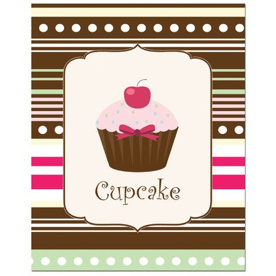 Cupcake Nursery Decor