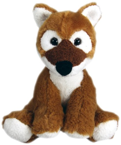 "Purr-Fection Foxy Fox 7"" Plush"