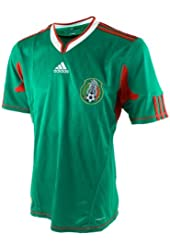 Mexico Home Youth Soccer Jersey