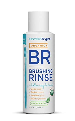 Brushing Rinse Toothpaste, 4 Fluid Ounce