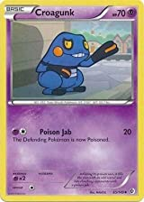 Pokemon - Croagunk (65/149) - BW - Boundaries Crossed