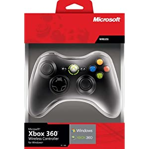 Xbox 360 Wireless Controller (PC)