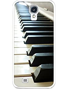 buy S4 Case, Galaxy S4 Case, Samsung Galaxy S4 Protective Case Shock-Absorption Bumper Case For New Galaxy S4 Piano Keyboard