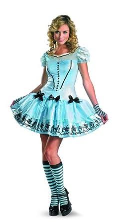 Sassy Blue Dress Alice (Medium)