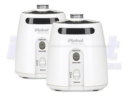iRobot Virtual Wall Lighthouse 2-pk for Roomba 500/600 Series (Roomba 53501 compare prices)