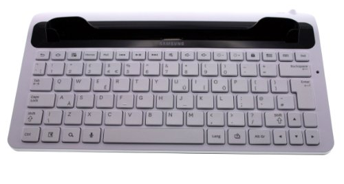 Samsung Galaxy Tab P4 10.1 Inch Keyboard Dock