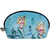 Fluff Cute Pin up Art - Variety Pin up Tattoo Girl Travel Makeup Bag - Cosmetic Pouch