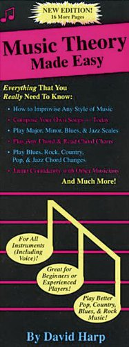 Music Theory Made Easy New Edition (Reference)