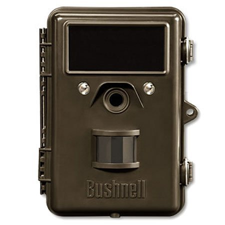 Bushnell Outdoor Type Sensor Camera (Waterproof Surveillance Camera) Trophy Black Led Max