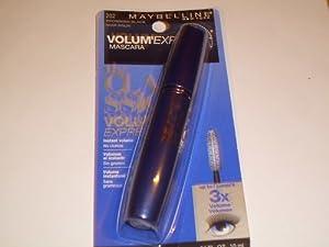 Maybelline Mascara 202 Classic Volum Express Washable Brownish Black