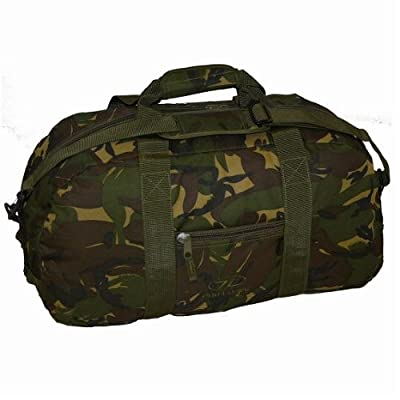 Highlander 100l Camo Cargo Kit Bag Army/military  by OV