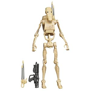 "Hasbro 30787 Battle Droid Episode I ""The Phantom Menace"" VC78 - Star Wars The Vintage Collection"