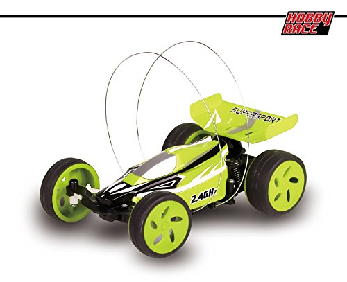 Mini Buggy Electric Rc Car - 15 Mph - Hyperactive Stunts - 2.4Ghz - Colors May Vary