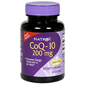 200 mg coenzyme Q10