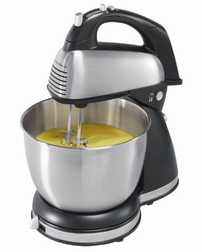 Premium Stand Mixer for All Household Mixers in Hamilton Beach Free Standing Electric Classic Design (Electric Standing Mixer compare prices)