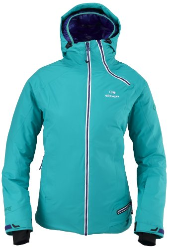 EIDER Damen Funktionsjacke Solden II, dragon fly, Fr.40/deu.38, EIV2059