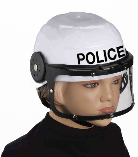 Forum Novelties Child Police Helmet Costume Accessory