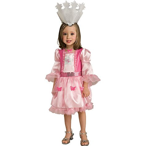 Rubie's Costume Co Woz Toddler Glinda Costume, Small